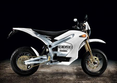 Элктроцикл Zero S