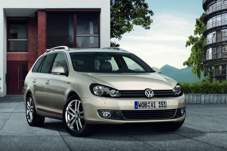 2010 Volkswagen Golf VI Estate