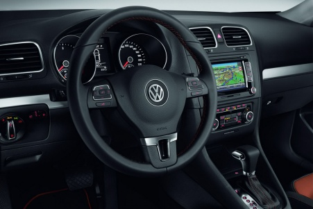 2010 Volkswagen Golf VI Estate салон