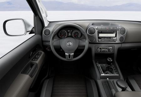Volkswagen Amarok салон