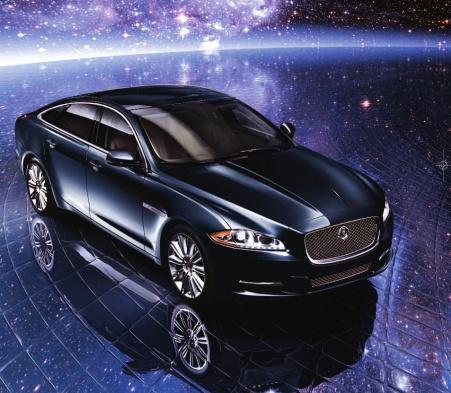 2010 Jaguar XJL SuperCharged Neiman Marcus Edition
