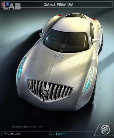 Buick Avant concept
