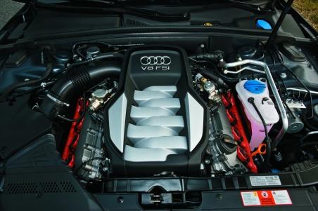 Audi FSI 4.2-liter V8 engine