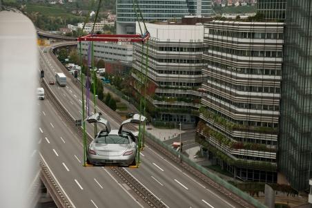 Mercedes-Benz SLS AMG Museum