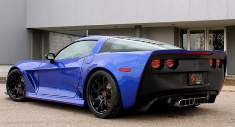 Corvette C6 GTR
