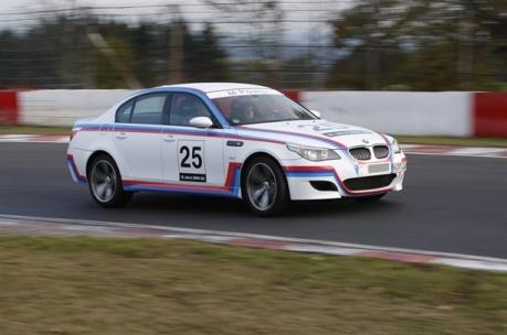 BMW E60 M5 CSL