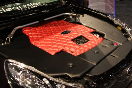 Subaru Legacy GTK engine