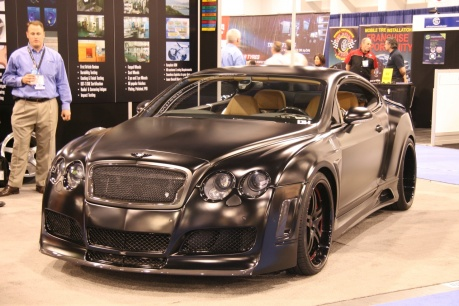 Bentley Continental GT NutekWheels