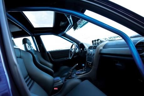 Lexus IS300 interior