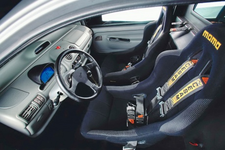 Twingo Trophy interior