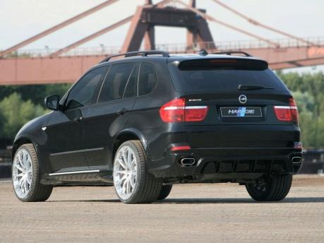 BMW X5 E70 Hartge