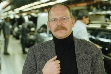 Глава профсоюза Opel Клаус Франц (Klaus Franz)