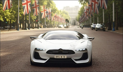 GTbyCitroen London