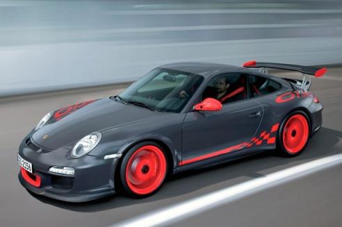 Porsche GT3 RS 2010