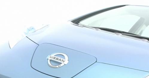 New Nissan EV