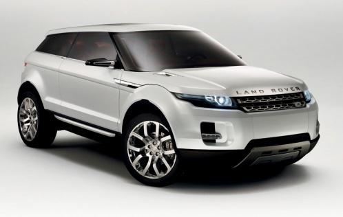 Land Rover LRX 2011