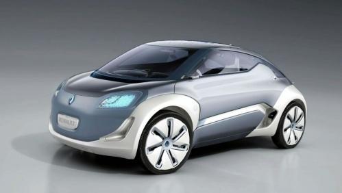 Renault Zoe Zero Emission Z.E. Concept