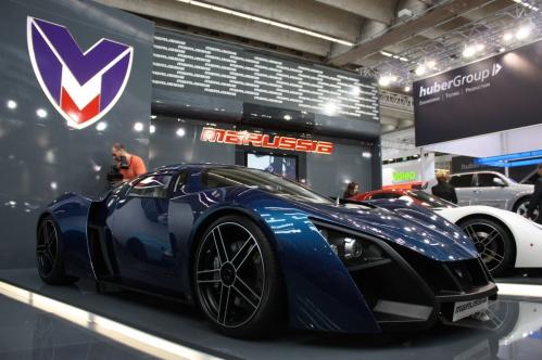 Marussia B1 hybrid