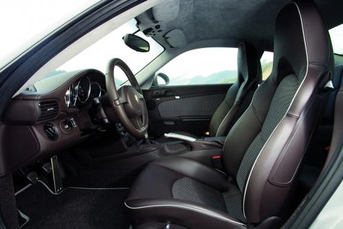 Porsche 911 Sport Classic интерьер