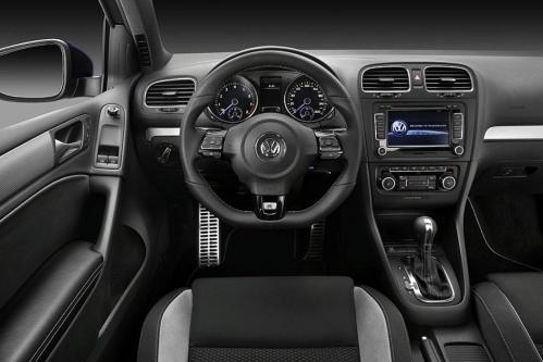 Volkswagen Golf R20 interior