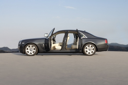 Rolls Royce Ghost 2010