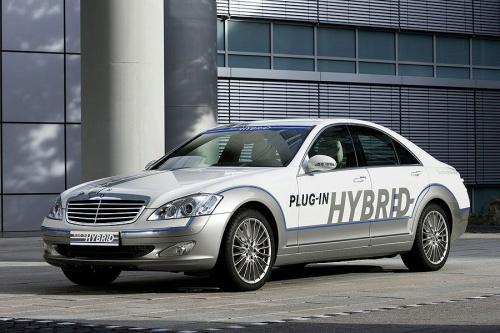 Mercedes-Benz Vision S500 Plugin Hybrid
