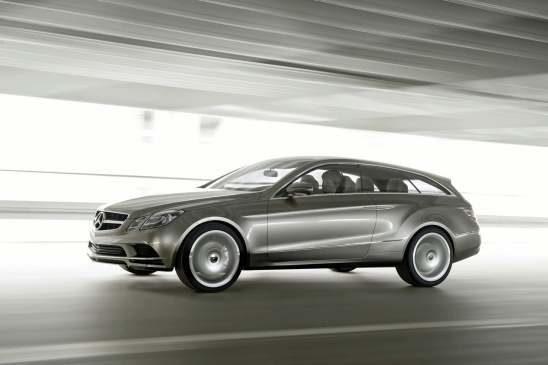 Mercedes CLS Shootingbrake