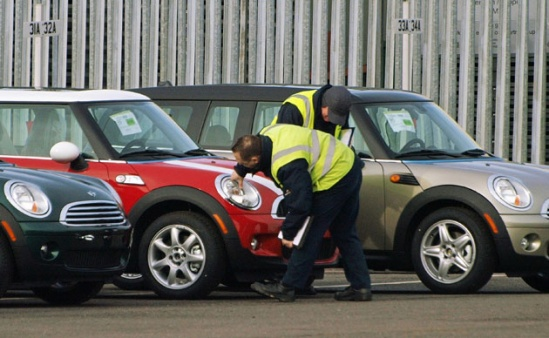 Mini inspection