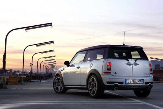 MINI Clubman Soho 2010