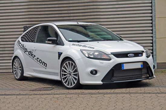 Ford Focus RS от McChip DKR