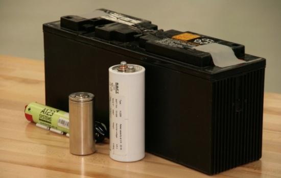 Литиевые батареи