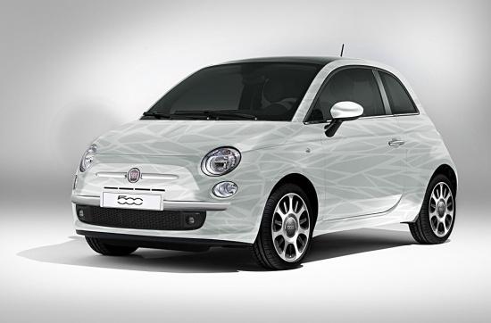 Fiat 500 Multiair concept
