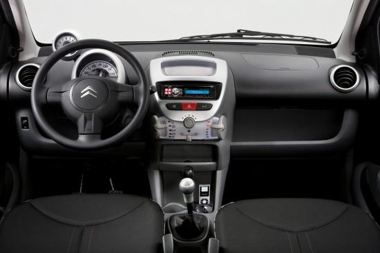 Citroen C1 Airdream Style interior