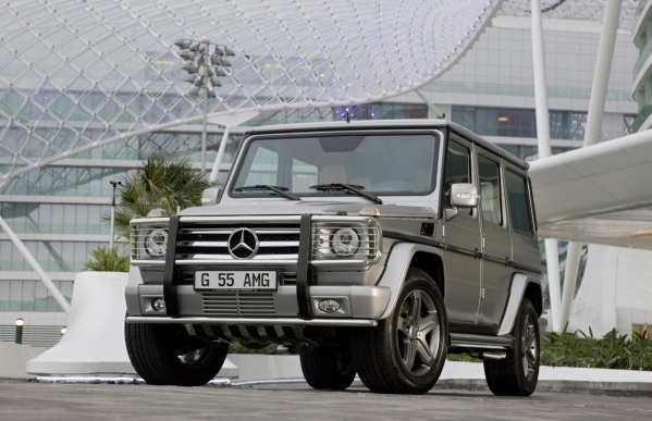 Mercedes-Benz G55 AMG Kompressor Edition79