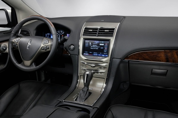 2011 Lincoln MKX салон