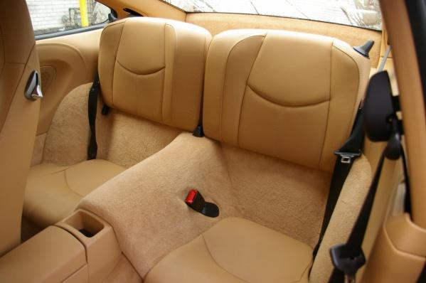 Porsche Carrera 911 interior