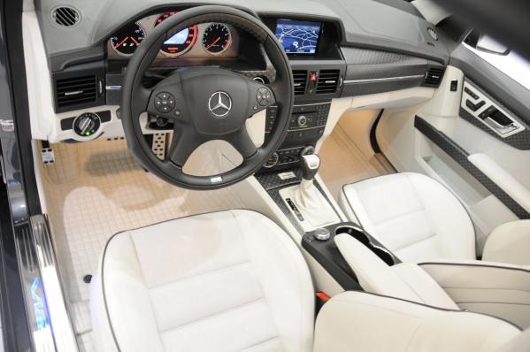 Brabus Mercedes-Benz GLK v12 салон