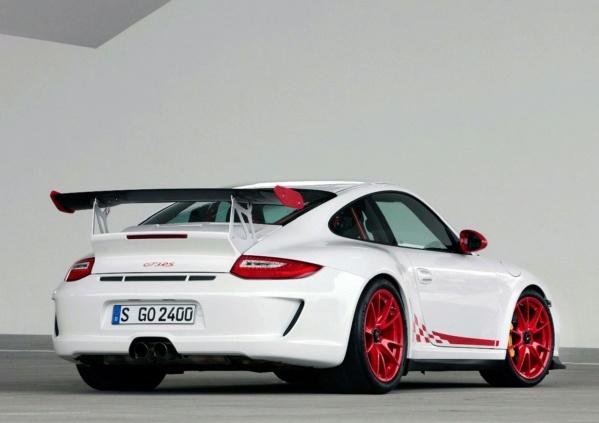 2010 Porsche GT3 RS Walther Rohrl