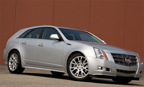 Cadillac CTS SW price