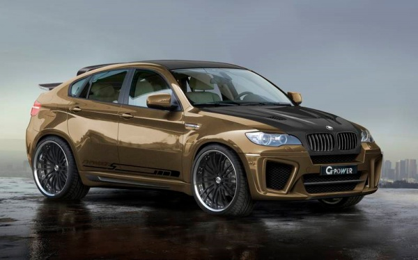 G-Power Bmw X5M X6M