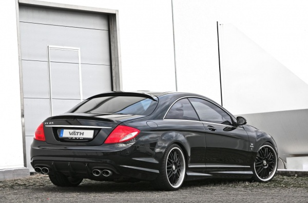 Mercedes-Benz CL65 AMG 2009 от VATH