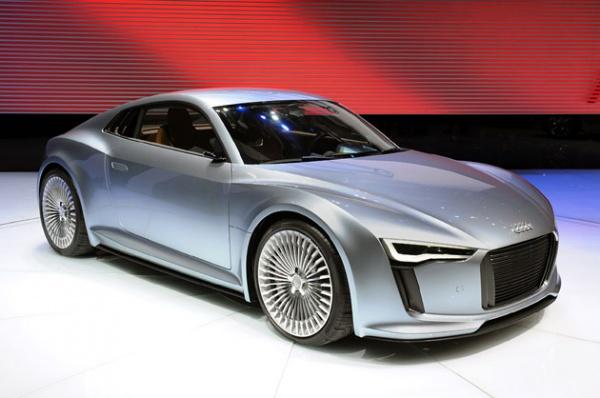 Audi R4 E-tron