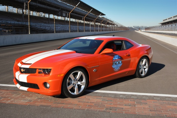 2010 Chevrolet Camaro Indianapolis 500 Peace Car