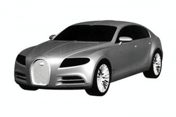 Bugatti 16C Galibier patents