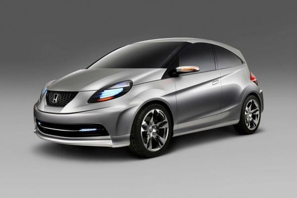 New Small Concept от Honda