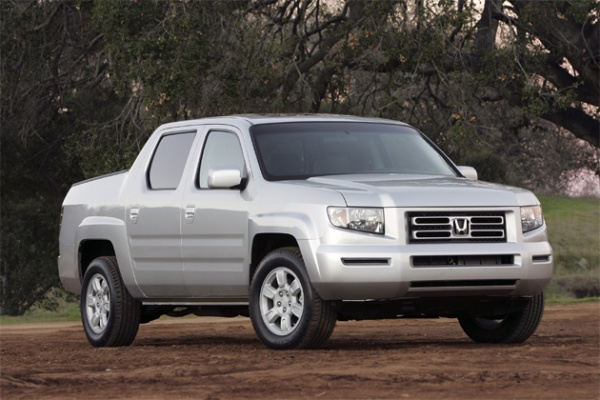 Honda Ridgeline Rechvac