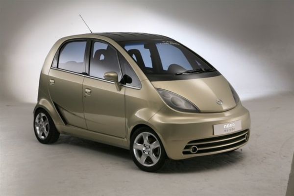 Tata Nano Europe