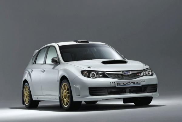 Prodrive Subaru Impreza N2010