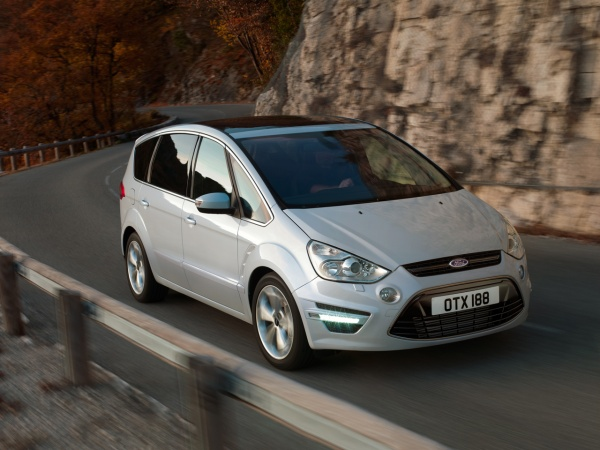 2010 Ford S Max