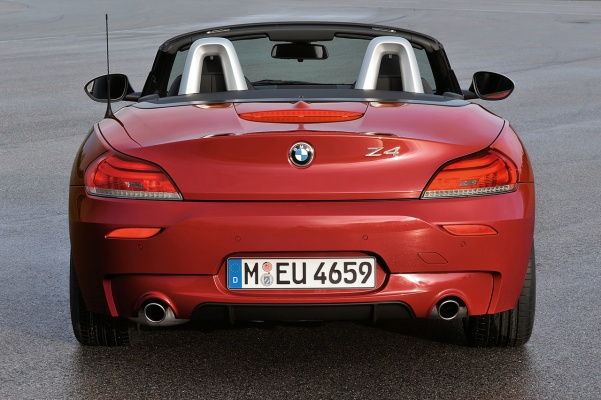 2011 Bmw Z4 Sdrive 35 IS
